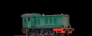 BRAWA - Diesellok BR 231 der SNCB