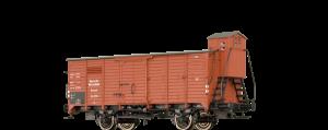 BRAWA - 67454 - Gedeckter Güterwagen G der DRG