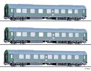 TILLIG Art-Nr. 70033 | Reisezugwagenset DR