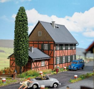 BUSCH – Modelleisenbahn u. Modellbau Neuheiten Auslieferung Januar 2019