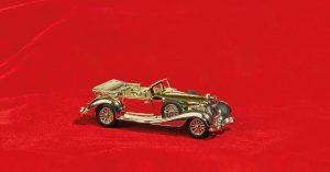 BUSCH - 3 Horch 853 »Gold« Jubiläumsmodell