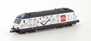 KATO/LEMKE – Neuheitenauslieferung April 2019 E-Lok Re 460 und Re 465