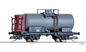 TILLIG - 95857 | Kesselwagen KSächsStsEB