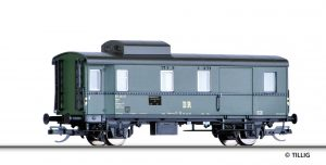 TILLIG - Art-Nr. 13480 | Güterzugpackwagen DR