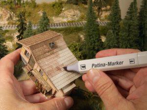 NOCH hat die Patina-Marker und die PROFI-Lokliegen ausgeliefert.