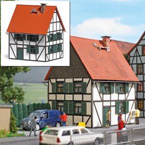 BUSCH - 1666 Fachwerkhaus