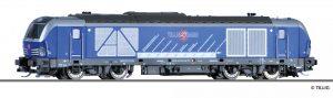"TILLIG - Art-Nr. 501876 | Diesellokomotive ""25 Jahre TILLIG"""