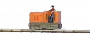 BUSCH - Diesel-Lokomotive »Gmeinder 15/18« 12181