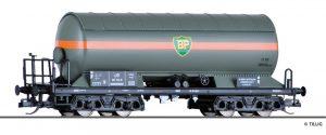 """TILLIG - 15013 Gaskesselwagen """"BP Benzin- und Petroleum AG"""", eingestellt bei der DB, Ep. III"""