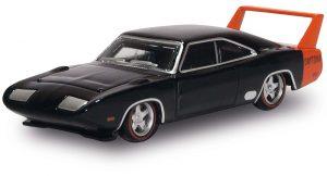 BUSCH OX: Dodge Charger Daytona 1969, Schwarz 201129450