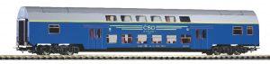 PIKO #57689 Doppelstockwagen CSD III-IV