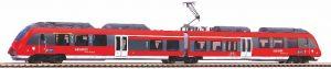 PIKO #59510 E-Triebwagen BR442 DB Regio Werdenfels