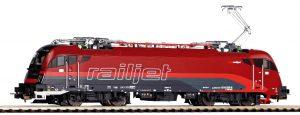 #59916 E-Lok Rh E. 190 Railjet VI