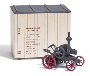 BUSCH 1:43 Schwerölmotor Bulldog HL »Lanz« 60101