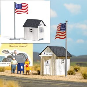 BUSCH - US Poststation 9729