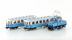 Hobbytrain/Lemke – Neuheiten Auslieferung Juli, Bayerische Zugspitzbahn