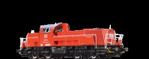 BRAWA 41800+41802 Diesellok Gravita® 10 BB, BR 261 der DB AG