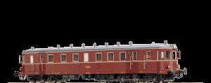 BRAWA - 44800+44802+44803 Verbrennungstriebwagen Cmdo 9 der NSB Ep. III