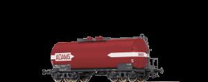 """BRAWA - 48949 Leichtbaukesselwagen Uerdingen SCywf """"Adams"""" der SNCF Ep. III"""
