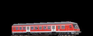 """BRAWA - 65145 Steuerwagen Bybdzf 482.1 """"VR"""" der DB AG Ep. V"""