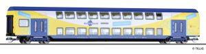 Tillig - 16801 | Doppelstockwagen metronom