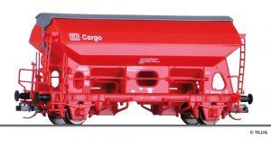 Tillig - 17560 | Schwenkdachwagen DB Cargo