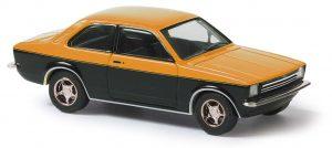 BUSCH - Opel Kadett C, Zweifarbig, Orange 42110
