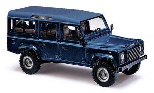 BUSCH - 50352  Land Rover Defender »Metallica«, Blau