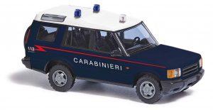BUSCH - 51915  Land Rover Discovery, Carabinieri
