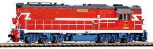 PIKO - #52710 Diesellok DFC Beijing Railway