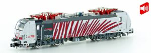 Hobbytrain/Lemke - Art.-Nr. H3002/S – E-Lok BR 193 der Lokomotion