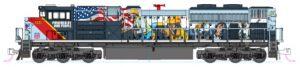 LEMKE: SD70ACe von Kato für die Spur N Modelleisenbahn