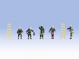 """NOCH Figuren-Sets Spur H0 """"die Helden von Paris"""""""
