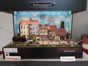 Spur 0e: Rumänische Waldbahn & Diorama Schwandorf