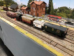 Spur 1: Der fränkische Endbahnhof aus der Länderbahnzeit