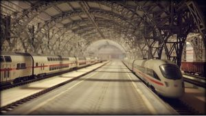 Spur H0: Rail Innovation, Leipziger Hauptbahnhof