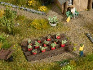 NOCH – Seit Mitte September befinden sich viele Neuheiten für den Modell-Landschaftsbau in der Auslieferung.