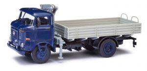 BUSCH ESPEWE: IFA W50 L/LDK mit Kran 95177