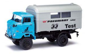 BUSCH ESPEWE: IFA W50 mit Koffer, Pneumant 95246