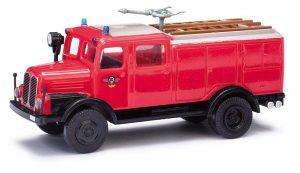 BUSCH ESPEWE: IFA S4000 TLF, Feuerwehr 95607