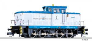 TILLIG 96320 | Diesellokomotive Magdeburger Hafen