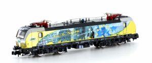 "LEMKE Hobbytrain H2982 E-Lok BR193 Vectron SETG ""Beethoven"", Ep.VI in Spur N"