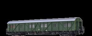 BRAWA 46257 Gepäckwagen MPw4i der DB Ep. III