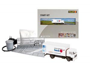FALLER 161505 Car System Start-Set LKW MAN für Spur H0