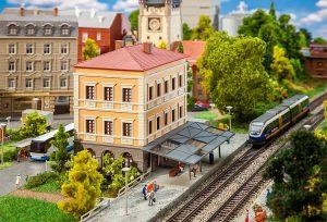 FALLER 212119 Bahnhof Rothenstein in Spur N
