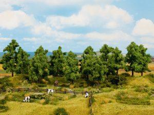 NOCH liefert weitere Neuheiten zur Ausschmückung von Modell-Landschaften aus