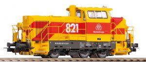 PIKO 52664 Diesellok Vossloh G6 thyssenkrupp VI