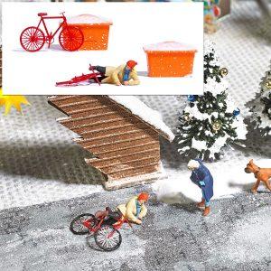 BUSCH – Modelleisenbahn u. Modellbau Neuheiten Dezember 2019