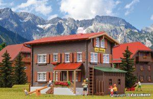 kibri Haus Gletsch