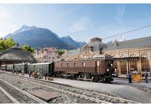 """Märklin """"100 Jahre elektrischer Betrieb am Gotthard 1920 – 2020"""""""